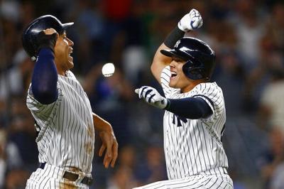Judge y los Yankees castigan a Price, barren a Medias Rojas