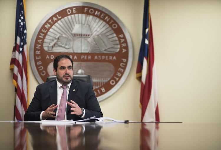 Sobrino Vega defiende gasto del gobierno