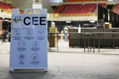 Presidente de CEE sugiere que el Supremo custodie los votos ya emitidos