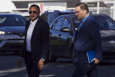 Abel Nazario pide permanecer en fianza pendiente de la apelación