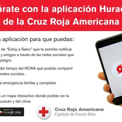 Cruz Roja Americana promueve preparación ante temporada de huracanes