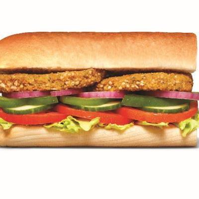 Subway trae nuevo sándwich de garbanzo y quinoa
