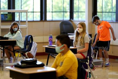 EEUU: ¿Cuáles son las normas para mascarillas en las escuelas?