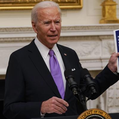 """Biden: """"La ayuda va en camino"""""""