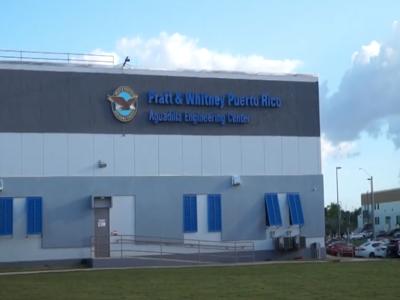 RUM recibe segundo donativo de Pratt & Whitney