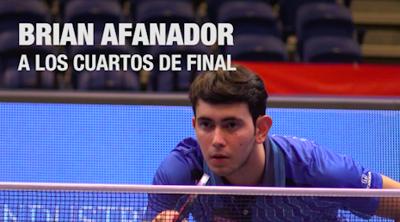 Brian Afanador avanza a los cuartos de final de la Copa Panamericana