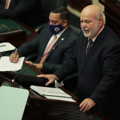 Johnny Méndez reacciona a referido al FEI contra gobernadora
