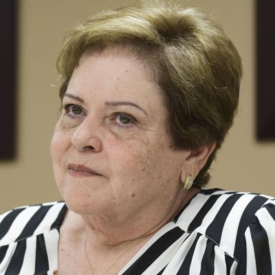 Aida Díaz presentará su renuncia a la presidencia de la AMPR