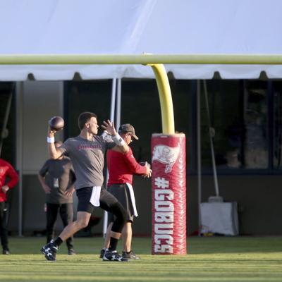 Tom Brady ansioso por iniciar nueva etapa con los Buccaneers