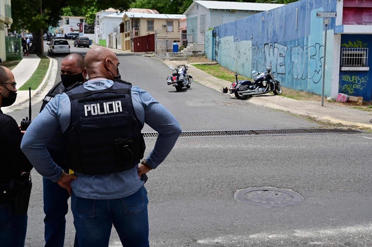 Policía asesinado en Ponce