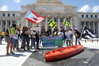 Protestas viequenses y culebrenses