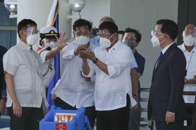 Virus Outbreak Philippines