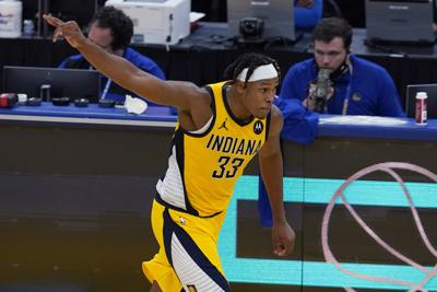 Pacers NBA