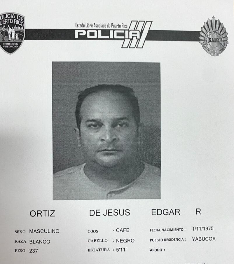 Edgar Ortiz de Jesús