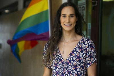 Anacaona Reyes: visibiliza a la comunidad trans y educa desde el Capitolio