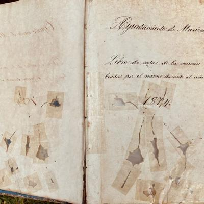 Cientos de documentos históricos son descubiertos en Maricao