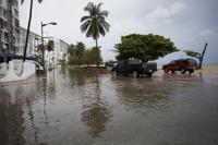 Mínimo el impacto económico de la tormenta Isaías