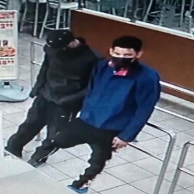 La Policía busca a dos sujetos que asaltaron restaurante de comida rápida en Lajas