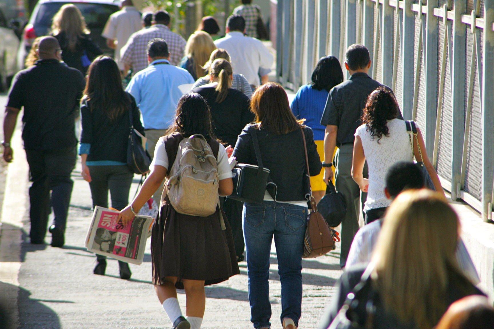 Informan aumentos en el empleo asalariado