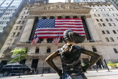 Wall Street sufre su peor jornada en un mes por pandemia