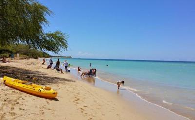 19 playas no aptas para bañistas