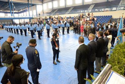 La Policía de Puerto Rico gradúa a 122 nuevos agentes