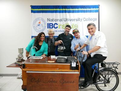 Algo bueno se está cocinando en NUC IBC Institute