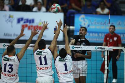 Los Indios de Mayagüez extienden su invicto en la Liga de Voleibol Superior Masculino