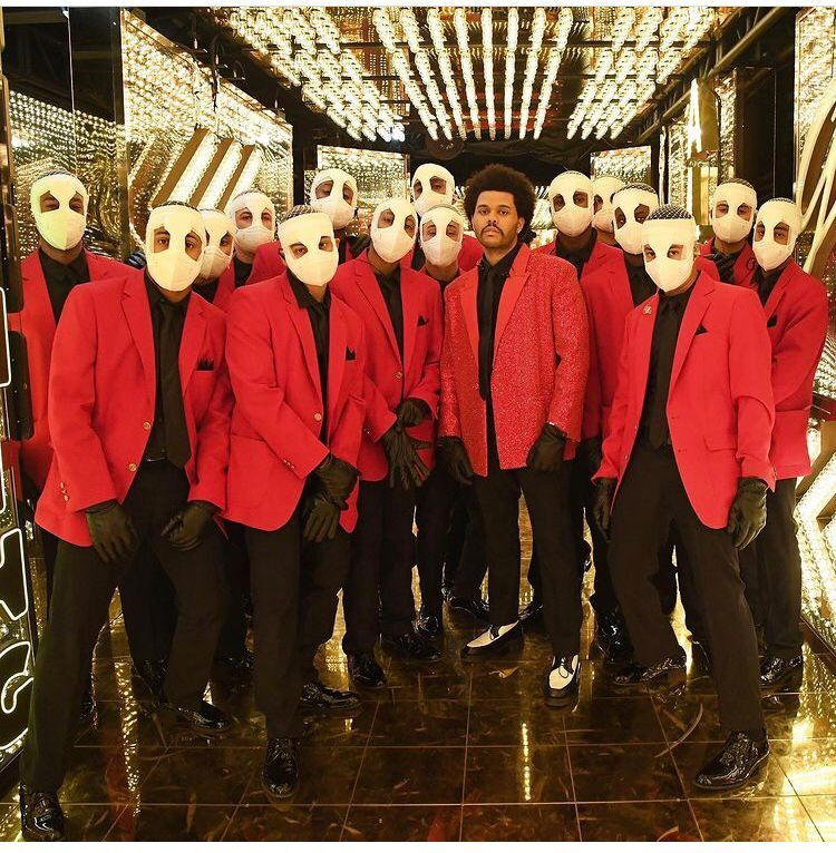 Jayshua Santiago y The Weeknd