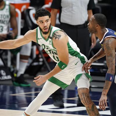 Celtics se 'almuerzan' a los Nuggets