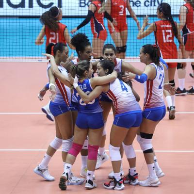 Selección de voleibol femenino pone la mira en el Preolímpico Continental