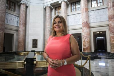 Caras nuevas en la Legislatura: Marissa Jiménez
