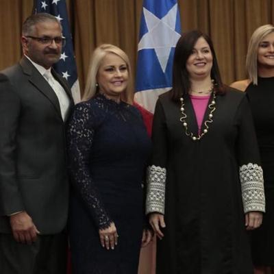 El nombramiento del juez Jorge Díaz Reverón irá a vistas públicas en el Senado