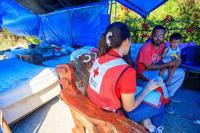 Cruz Roja continúa reclutando voluntarios