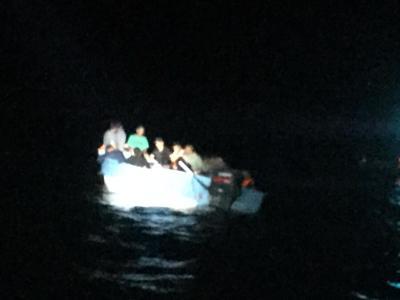 Interceptan yola con 35 indocumentados en ruta hacia el suroeste de Puerto Rico