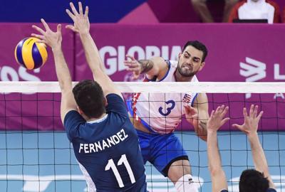 Puerto Rico apunta como sede de dos eventos internacionales de voleibol