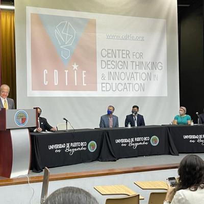 La UPR Bayamón firma acuerdo para transformar la educación en Puerto Rico a través del Design Thinking