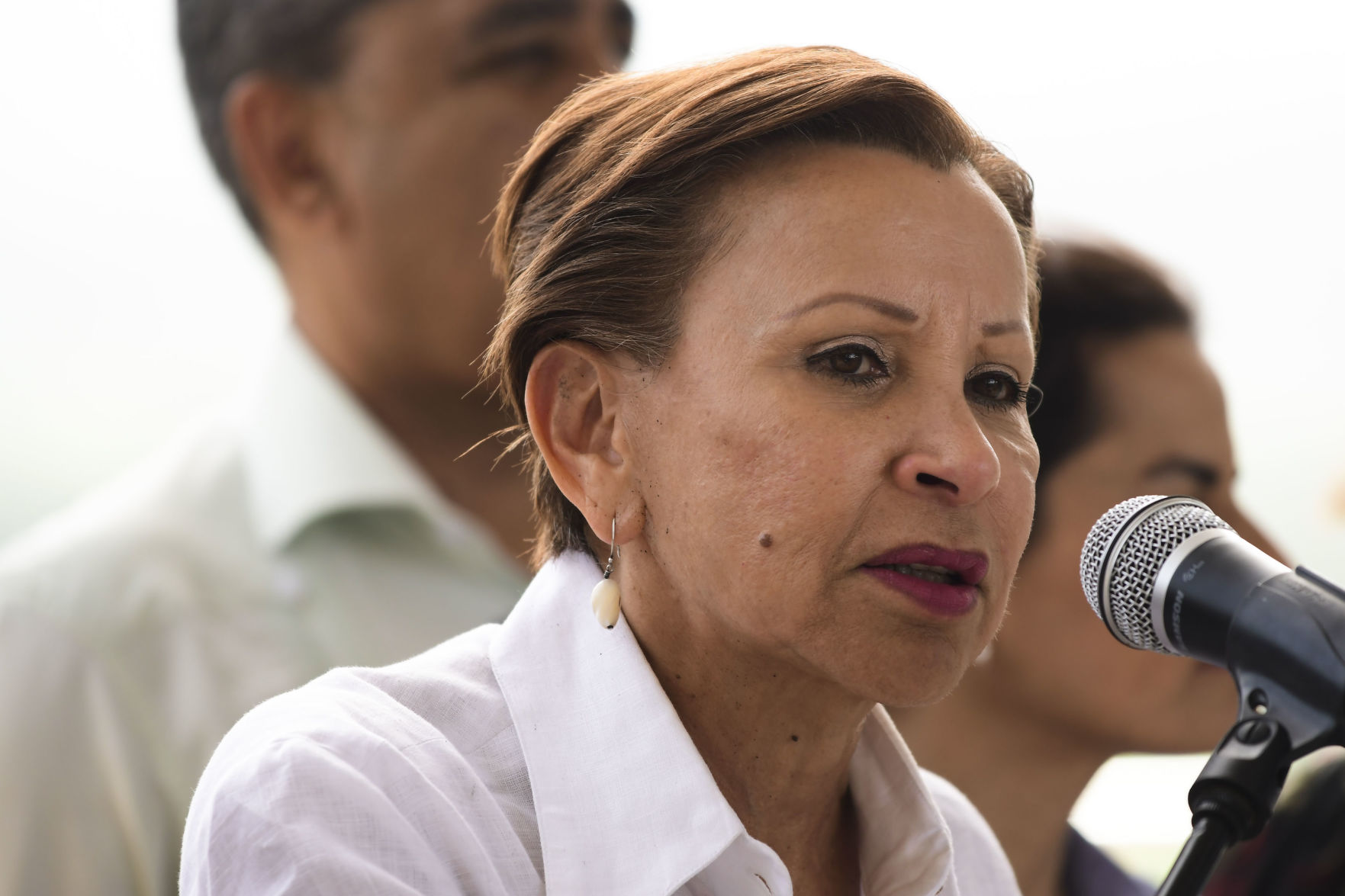 """Nydia Velázquez: """"Es tiempo de que el gobernador renuncie"""""""