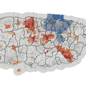 Publican mapas interactivos para planificación en comunidades con riesgos socioambientales