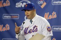 Fuera de los Mets de Nueva York Carlos Beltrán