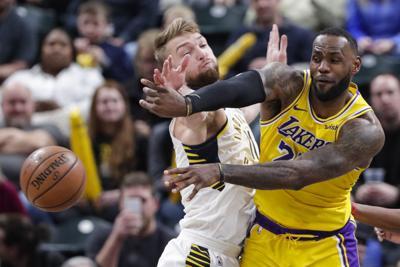 La NBA llega al medio tiempo