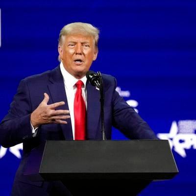 Trump pide unidad en el Partido Republicano