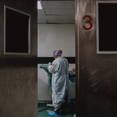 Suman 406 las hospitalizaciones por Covid-19 en la Isla