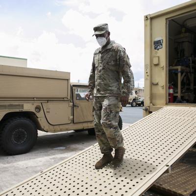 Preparados para huracanes el Ejército y FEMA