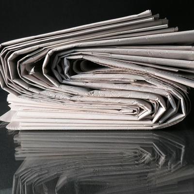 Periódicos no son fuente de contagio de coronavirus