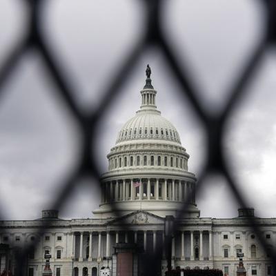 La policía del Capitolio no tomará riesgos ante una nueva protesta