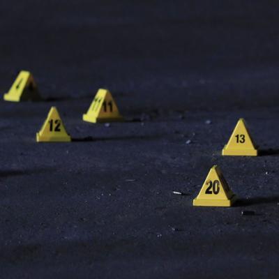 Tres asesinatos en la madrugada del domingo