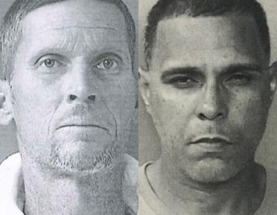Carlos D. (Cano) Pérez Rosado y Juan A. La Luz Pizarro