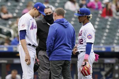 Mets colocan a deGrom en la lista de lesionados
