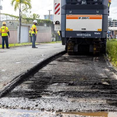 Anuncian inversión de más de $26 millones en programa de repavimentación en San Juan